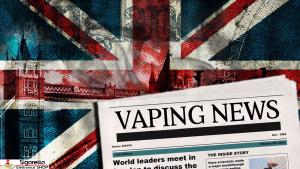 Regno Unito Sigarette Elettroniche